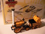 Matchbox Yesteryear Stephensons Rocket YAS01-M